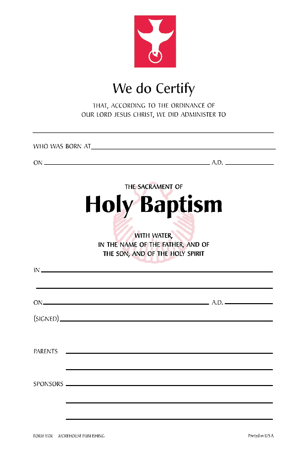 churchpublishingorg baptismal certificate
