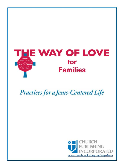 Churchpublishing Org The Way Of Love For Families