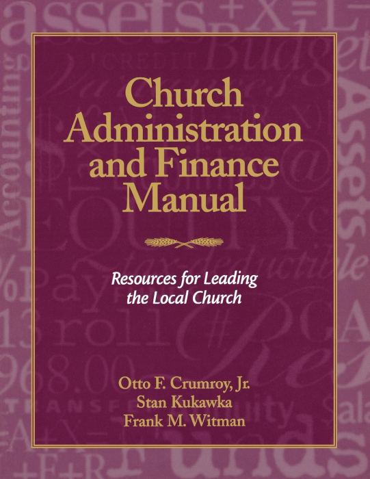ChurchPublishing org: Church Administration and Finance Manual