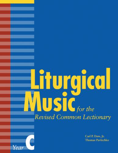 ChurchPublishing org: Liturgical Music - Year B