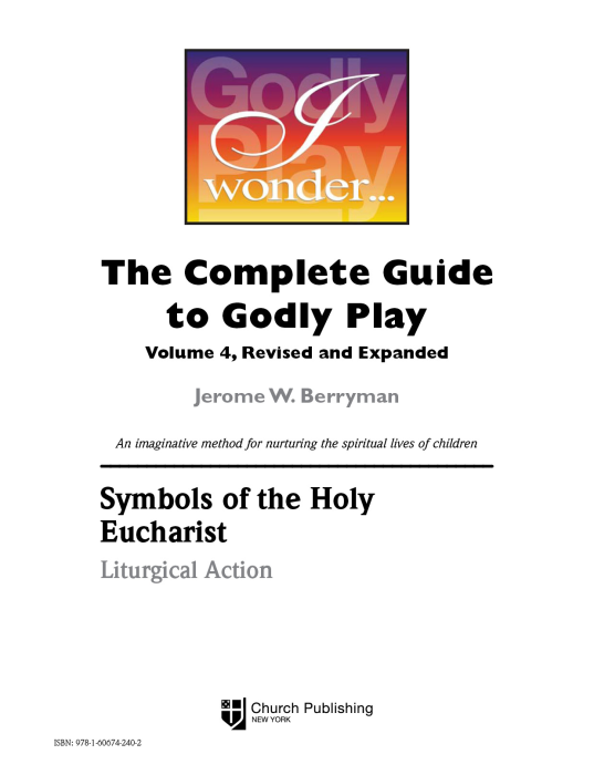 Churchpublishing Godly Play Digital Symbols Of The Holy Eucharist
