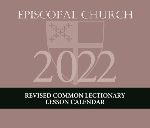 2022 Lectionary Calendar.Churchpublishing Org 2022 Liturgical Appointment Calendar